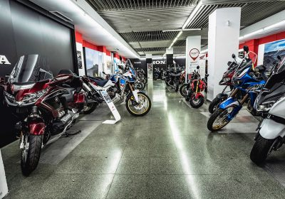 Honda Motos Ortasa