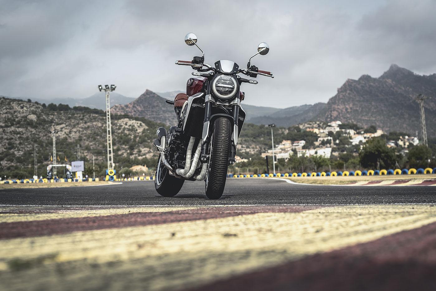 Four Experience. Honda Motocircuit