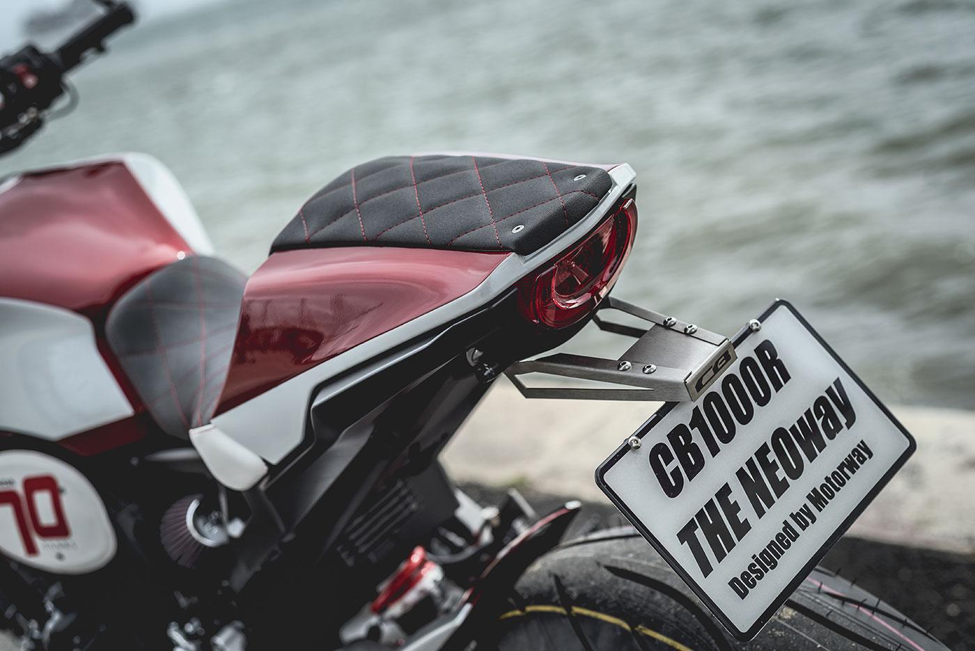 CB1000R70. Honda Motorway