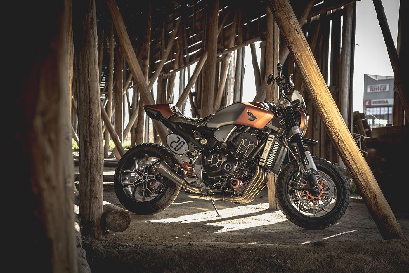 CB1000R. Honda Towca