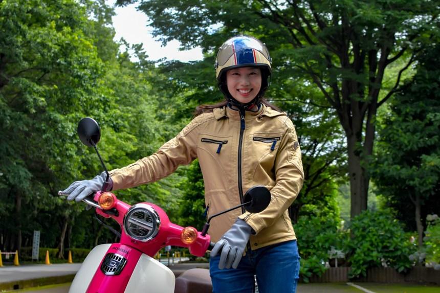 初めてのレンタルバイク