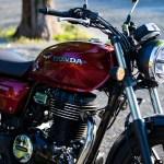 GB350は普通に走ってるだけで幸せ。排気量やパワーなんて、このバイクには関係ない【ホンダの道は一日にして成らず 第14回/Honda GB350 ツーリング編②】