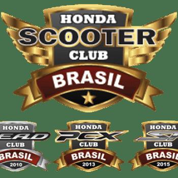 Família Honda Scooter Clube do Brasil