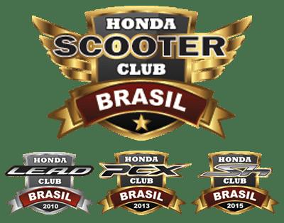 Honda Scooter Brasil_Honda SH_Honda PCX_Honda Lead
