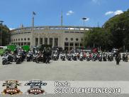 Honda Scooter Experience 2014