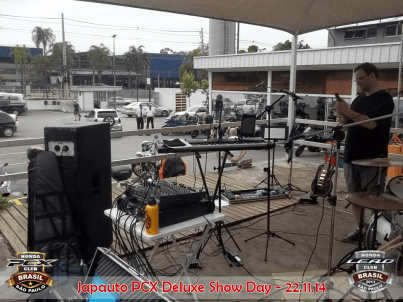 PCX Deluxe Show Day