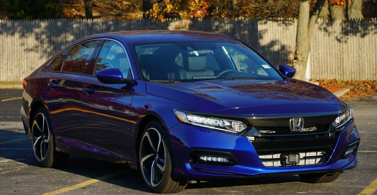 2021 Honda Accord Coupe Concept