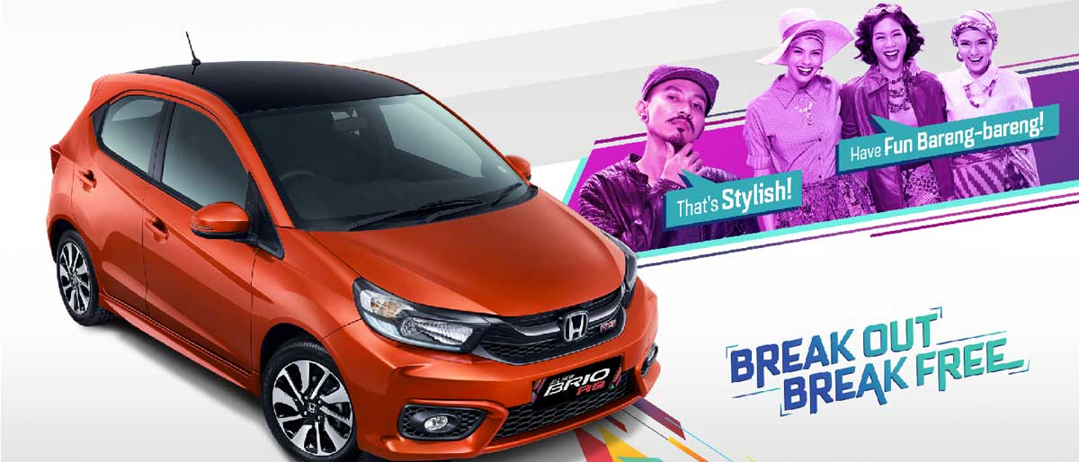 Permalink to: Honda New Brio