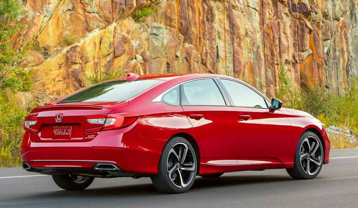 The 2021 Honda Accord is a highly-rated sedan, easily one of the best on the market