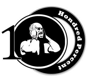 Official Hondred Percent Logo