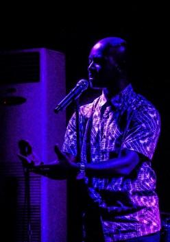 Hondred Percent performing at the BIG SIX