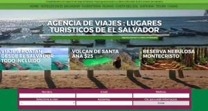 Desarrollo de aplicaciones web En honduras  Visita El Salvador – Web oficial