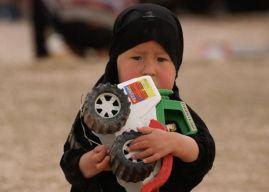 Las mujeres y niños de Estado Islámico que nadie quiere