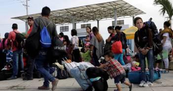 Los venezolanos encabezan la lista mundial de nuevas peticiones de asilo