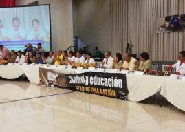 Finaliza primer día de Diálogo Alternativo de la Plataforma y movilizaciones siguen