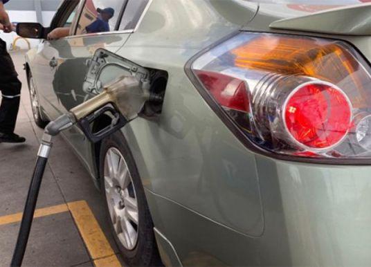 Gasolinas de nuevo hacia el alza a partir de la Semana Morazánica