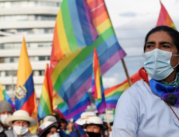 El candidato presidencial Yaku Pérez presenta un recurso ante el Tribunal Electoral de Ecuador por presunto fraude