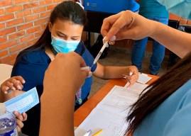 600 mil hondureños serán inmunizados este mes