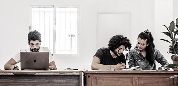 vivre responsable esthétique honei Sara Wassim Anas Honeiny honei architecte architecture design architecte suisse
