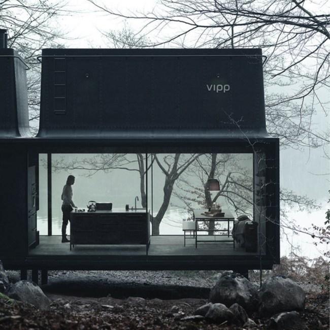 habitation modulaire