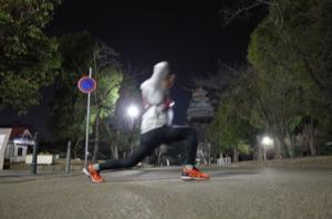 腰のトレーニング