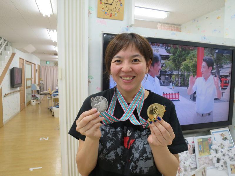 第35回日本パラ水泳選手権大会 ozaさん5