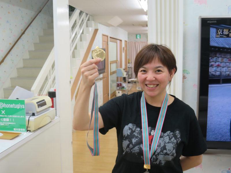 第35回日本パラ水泳選手権大会 ozaさん3