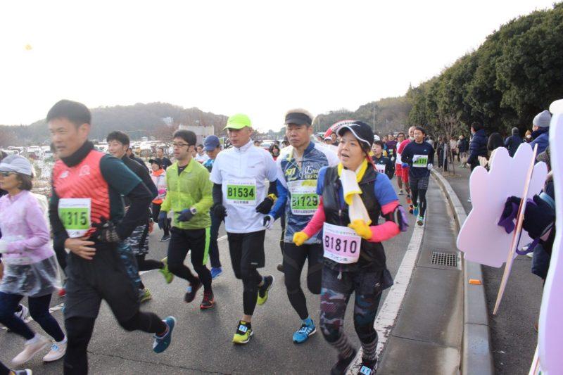 第47回たつの市梅と潮の香マラソン大会 田宮11