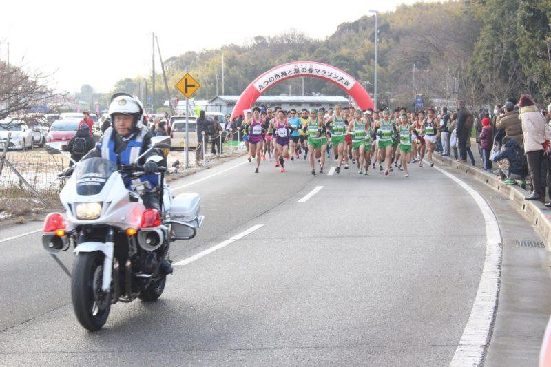 第47回たつの市梅と潮の香マラソン大会 田宮15