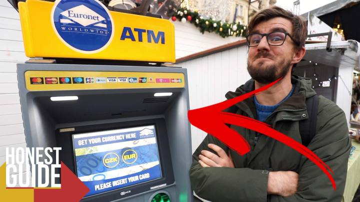ATM SCAM in EUROPE – HOW NOT TO GET TRICKED?