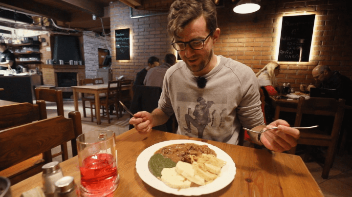 WHERE TO ENJOY CZECH LOCAL FOOD 24/7 NONSTOP in PRAGUE?