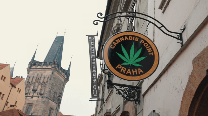 IS WEED LEGAL IN PRAGUE?