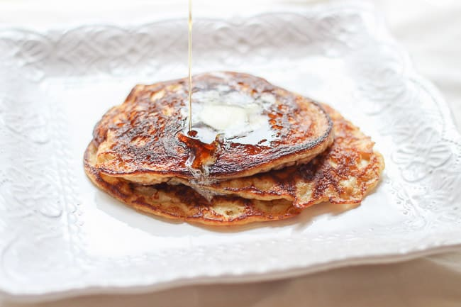 The Ultimate Sour Cream Pancakes