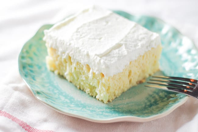 Soft and Moist Tres Leches Cake Honest Tasty