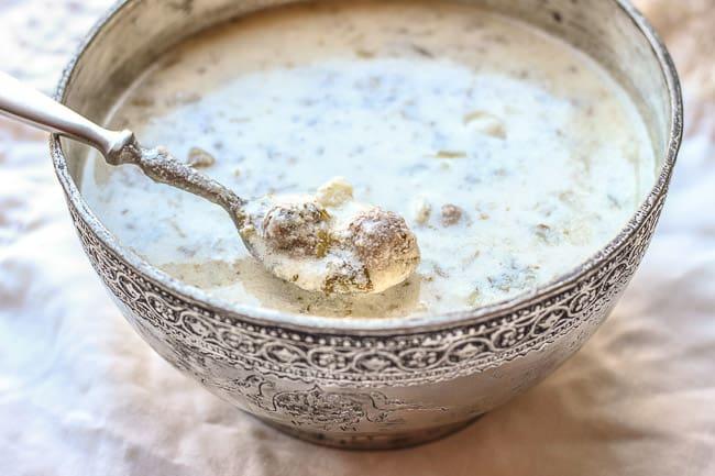 aasheh doogh_yogurt soup_ayrani aash-2