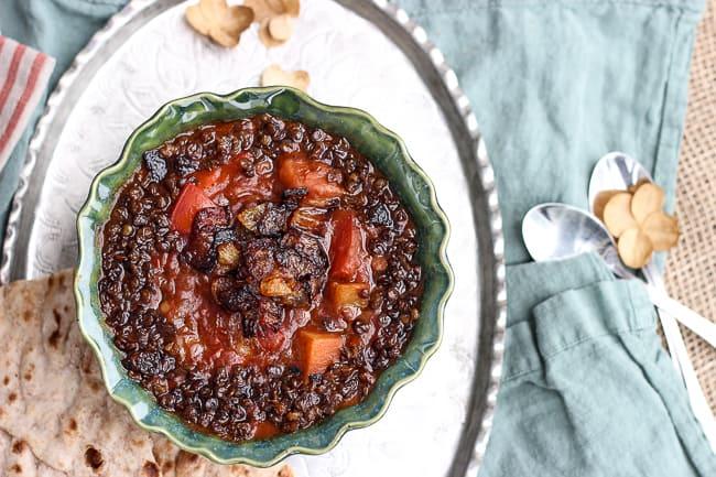 Persian Lentil Soup_ Adasi-18