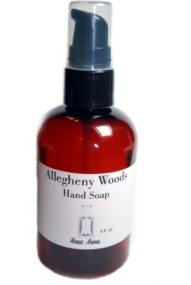 Allegheny Woods Soap-white (1)