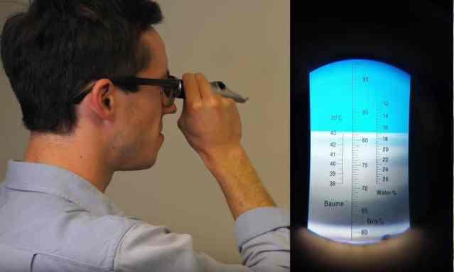 best refractometer for honey