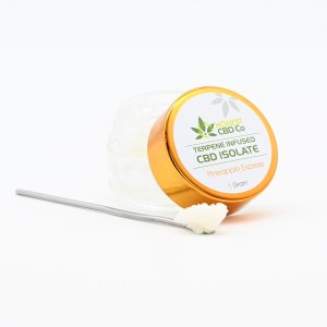 Terpene Infused CBD Isolate