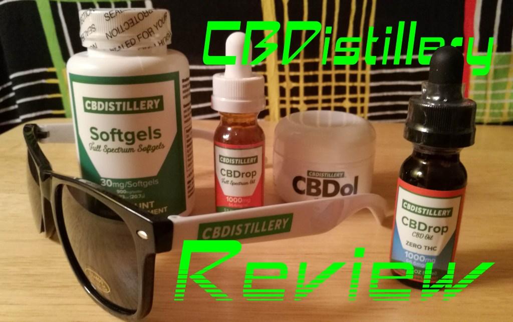CBDistillery Review [2019] MUST TRY | Honest CBD Reviews