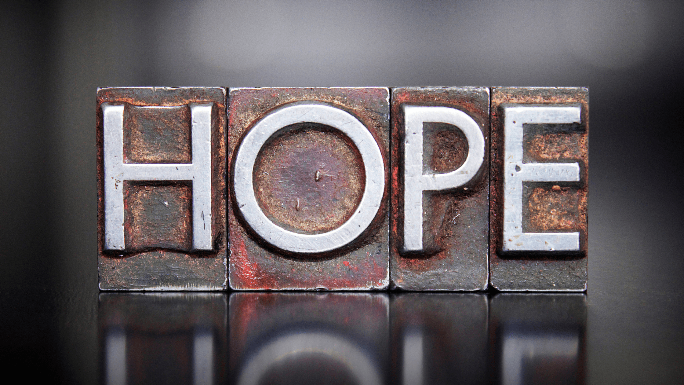 Hope, Hopelessness and Building Community