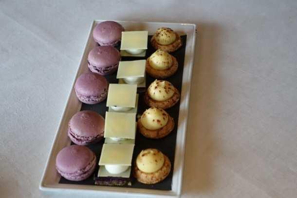 Mini dessert temptations