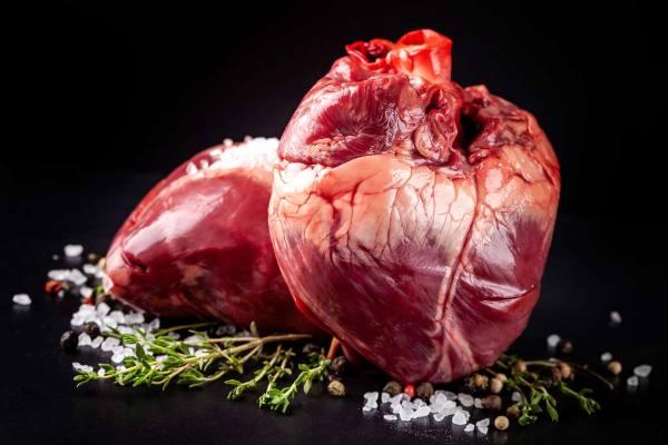 Angus Beef Heart