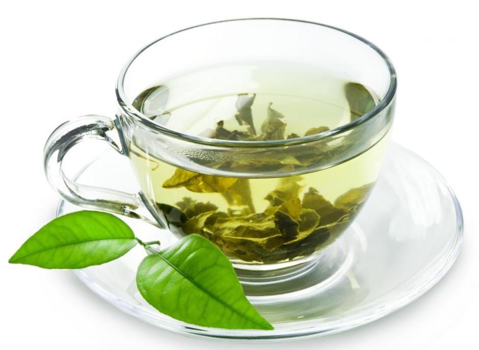 green tea - part 1