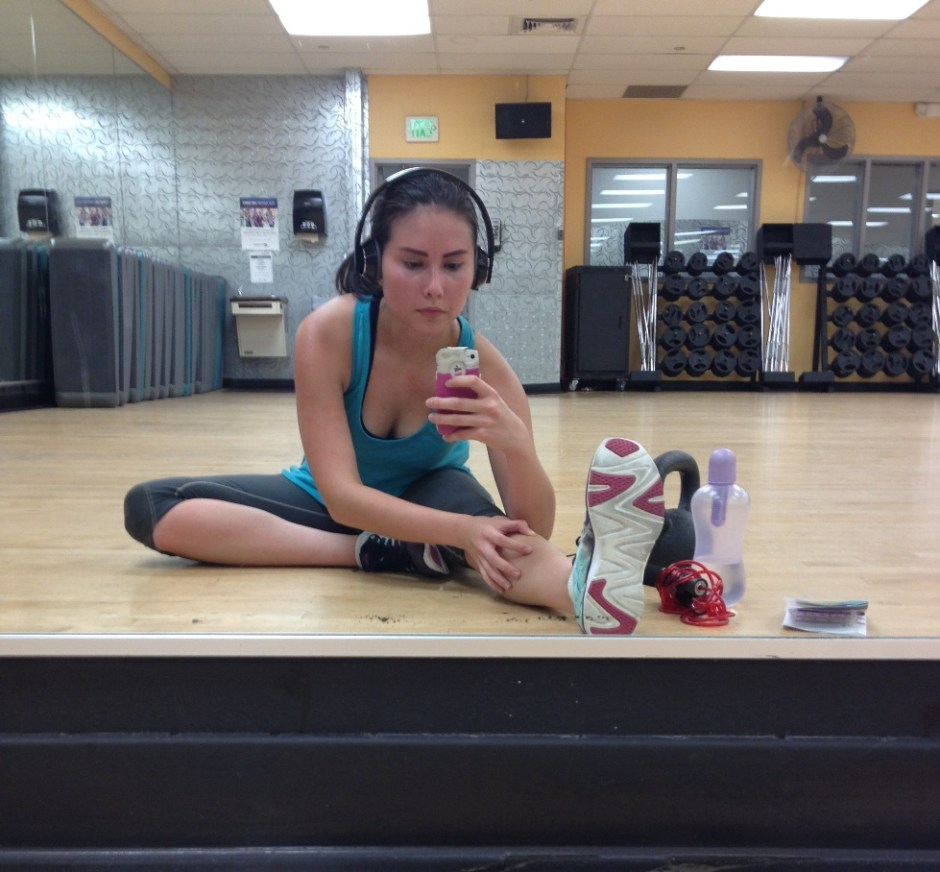 Kayla Itsines Round 2 - Week 7
