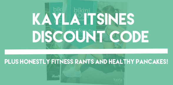 Kayla itsines discount and an update honestly fitness kayla itsines discount and an update fandeluxe Choice Image