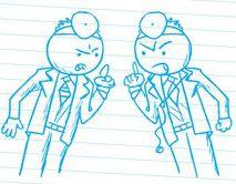Doctors-arguing