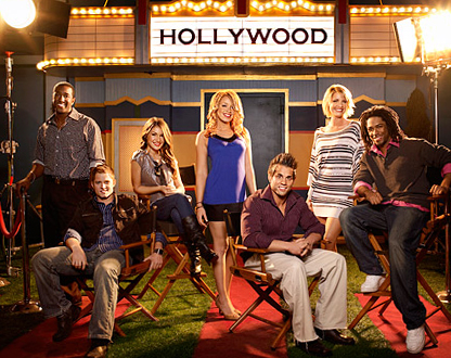 Real World Hollywood Season 20 cast - Greg,David,Sarah,Brianna,Joey,Kimberly,Will Art Streiber/MTV