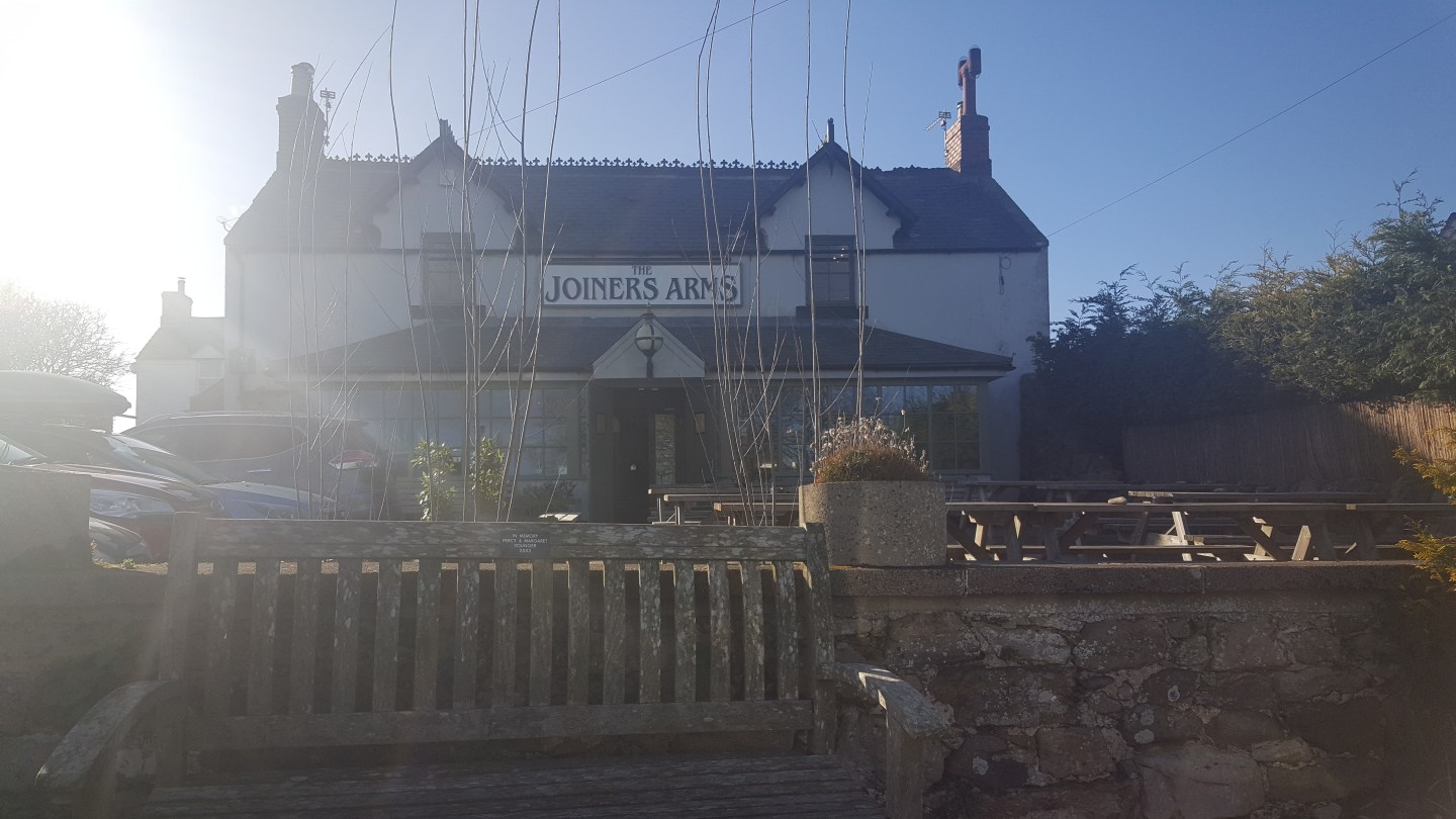 The Joiners Arms – Newton by the Sea