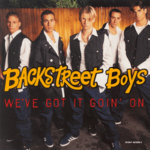 Battle of the Backstreet Boys singles